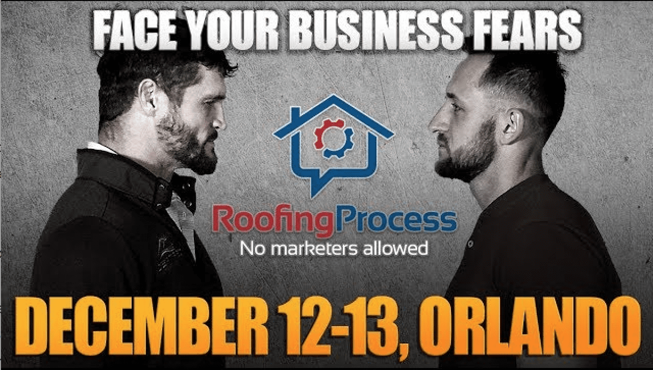 First Annual Roofing Process Conference