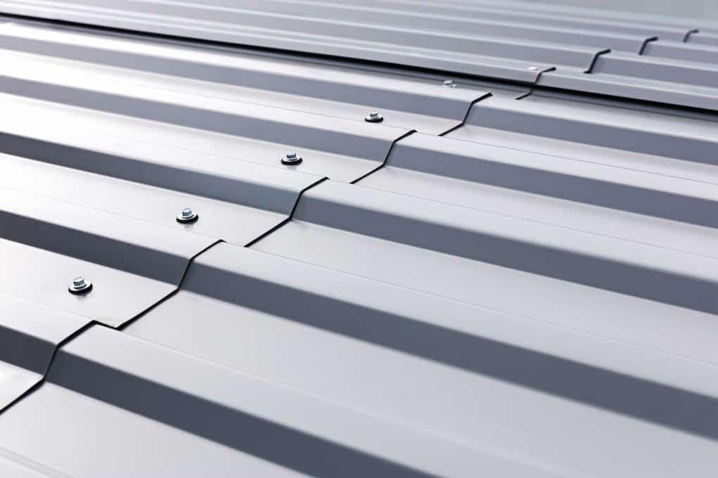 exposed fastener metal roofing